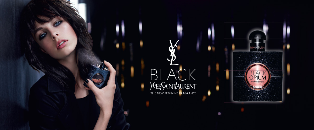 Yves Saint Laurent Black