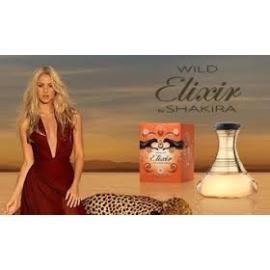 SHAKIRA Wild Elixir for Woman (Rinkinys Moterims) EDT 80ml + 100ml Body Lotion
