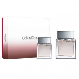 Calvin Klein Euphoria for Men (Rinkinys Moterims) EDT 100ml + EDT 30ml
