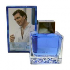 Antonio Banderas - Blue Seduction for Men (Kvepalai Vyrams) EDT 100ml