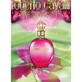 Roberto Cavalli - Exotica for Woman (Kvepalai Moterims) EDT 75ml
