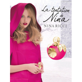 NINA RICCI La Tentation de Nina for Woman (Kvepalai Moterims) EDT 80ml