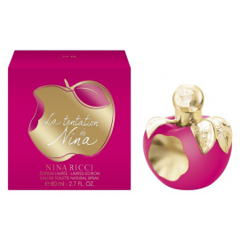 NINA RICCI La Tentation de Nina for Woman (Kvepalai Moterims) EDT 80ml