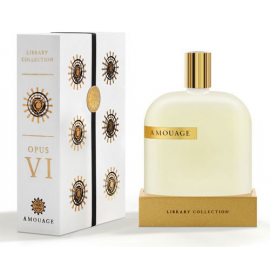 Amouage The Library Collection Opus VI for Unisex (Kvepalai Vyrams ir Moterims) EDP 100ml