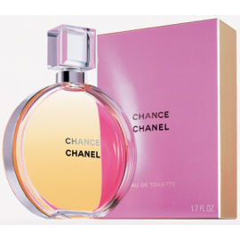 CHANEL CHANCE for Woman (Kvepalai Moterims) EDT 50ml