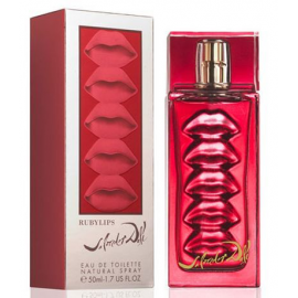 Salvador Dali Ruby Lips for Woman (Kvepalai Moterims) EDT 50ml