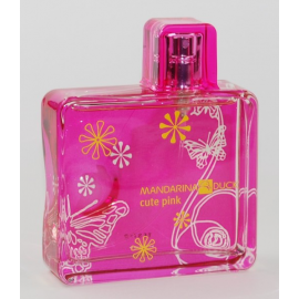 Mandarina Duck - Cute Pink for Woman (Kvepalai Moterims) EDT 100ml (TESTER)