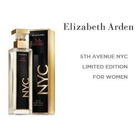 Elizabeth Arden - 5th Avenue NYC for Woman ( Kvepalai Moterims) EDP 125ml (Limited  Edition)