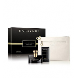 Bvlgari Jasmin Noir for Women (Kvepalai moterims) EDP 50ml + 75ml Body lotion +Cosmetic bag