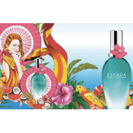 Escada Born in Paradise for Women (Kvepalai Moterims) EDT