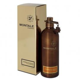 Montale Paris Amber & Spices for Women (Kvepalai Moterims ir Vyrams) EDP 100ml (UNISEX)