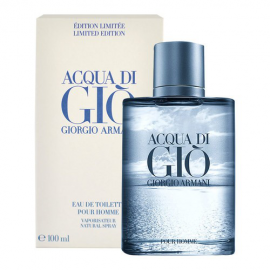 Giorgio Armani Acqua di Gio Blue (Limited Edition) for Men (Kvepalai Vyrams) EDT 100ml