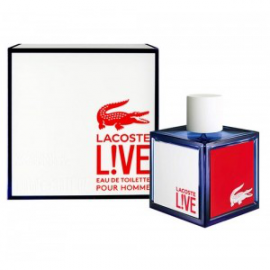 Lacoste - Live for Man (Kvepalai Vyrams) EDT 100ml