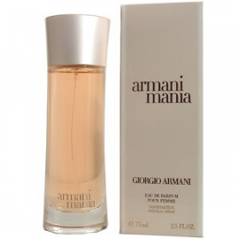 Giorgio Armani - Mania Women for Women (Kvepalai Moterims) EDP 75ml