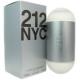 CAROLINA HERRERA 212 NYC  for Women (Kvepalai moterims) EDT 100ml (TESTER )