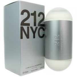 CAROLINA HERRERA 212 NYC  for Women (Kvepalai moterims) EDT 100ml (TESTER )