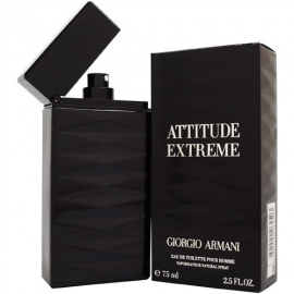 Giorgio Armani - Attitude Extreme for Men (Kvepalai Vyrams) EDT 75ml