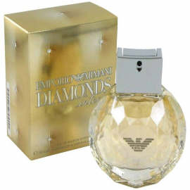 Giorgio Armani - Emporio Armani Diamonds Intense for Women (Kvepalai moterims) EDP 100 ml