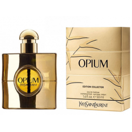 YVES SAINT LAURENT OPIUM Collector's Edition 2013 for Women (Kvepalai moterims) EDP 50ml