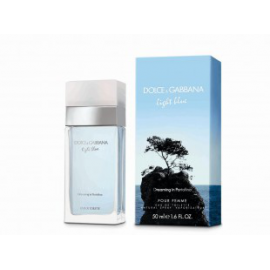 Dolce & Gabbana Light Blue Woman Dreaming in portofino