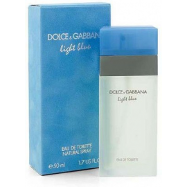 DOLCE & GABBANA Light BLUE for Women (Kvepalai moterims) EDT 100ml (TESTER)