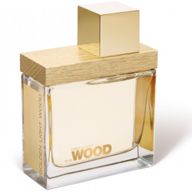 Dsquared² She Wood Golden Light for Women (Kvepalai moterims) EDP 100ml (TESTER)