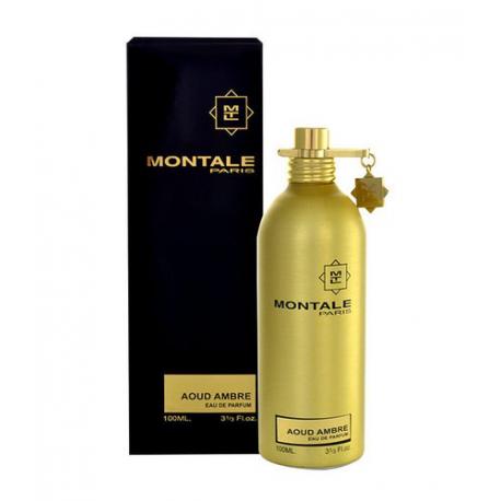 Montale Paris Aoud Ambre UNISEX (Kvepalai Vyrams ir Moterims) EDP 100ml