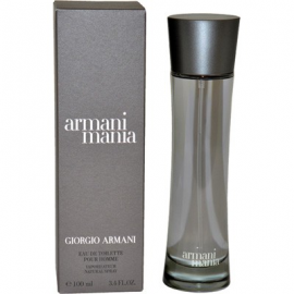 Giorgio Armani Mania for Men (Kvepalai Vyrams ) EDT 100 ml