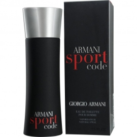 Giorgio Armani Code Sport for Men (Kvepalai vyrams) EDT 75 ml (TESTER)