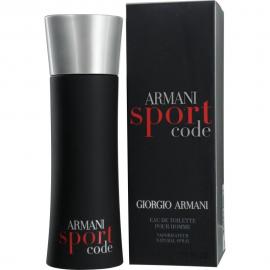 Giorgio Armani Code Sport for Men (Kvepalai Vyrams) EDT