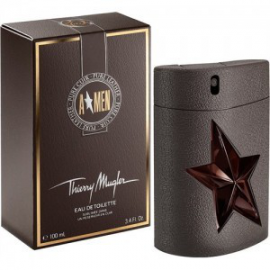 Thierry Mugler - A*Men Les Parfums de Cuir for Men (Kvepalai Vyrams) EDT 100ml