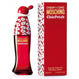 Moschino  Cheap And Chic Chic Petals for Women (Kvepalai moterims) EDT 100ml (TESTER)