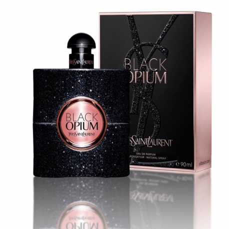 YVES SAINT LAURENT Black Opium for Woman (Kvepalai Moterims) EDP 90ml