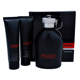 HUGO BOSS Hugo Just Different for Men (Rinkinys Vyrams) EDT 150ml +Shower Gel 50ml +After Shave Balm 50ml