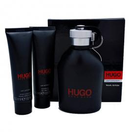 HUGO BOSS Hugo Just Different for Men (Rinkinys Vyrams) EDT 150ml +Shower Gel 50ml +After Shave Balm 50ml