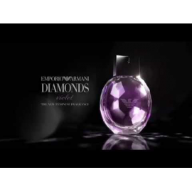 Giorgio Armani Emporio Armani Diamonds Violet for Women (Kvepalai moterims) EDP 50ml (TESTER)