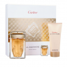 Cartier La Panthere for Women (Rinkinys Moterims) EDP 75ml + Body Lotion 75ml + 6 ml EDP
