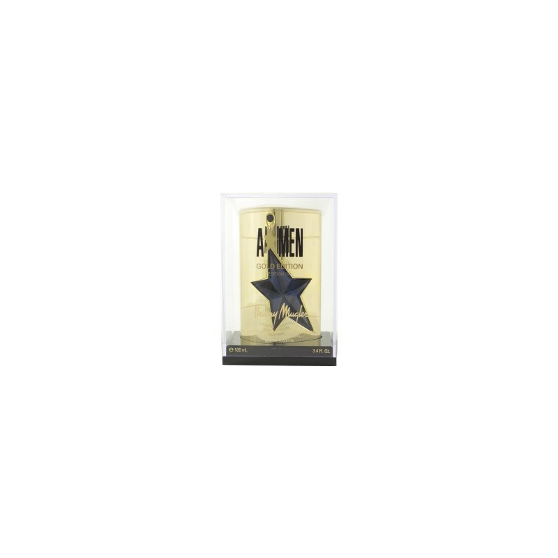 Thierry mugler a men metal gold edition vyri ki kvepalai for Thierry mugler miroir des majestes