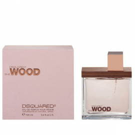Dsquared² She Wood for Women (Kvepalai moterims) EDP