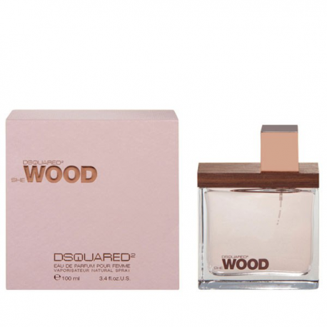 Dsquared² She Wood for Women (Kvepalai moterims) EDP 100ml (TESTER)