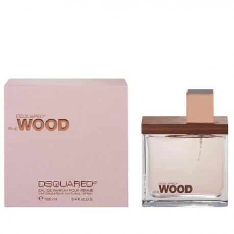 Dsquared² She Wood for Women (Kvepalai moterims) EDP 100ml (TESTER)