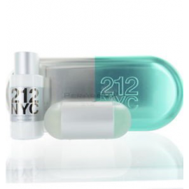 Carolina Herrera -  212 NYC  for Women (Rinkinys Moterims) EDT 100ml +200ml Body Lotion