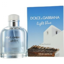 Dolce & Gabbana Light Blue Living Stromboli for Men (Kvepalai Vyrams) EDT