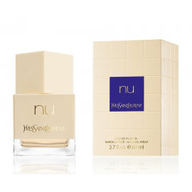 YVES SAINT LAURENT NU for Woman (Kvepalai Moterims) EDP 80ml