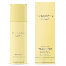 BURBERRY WEEKEND-(Deo Spray) for Women (Dezodorand moterims) 150ml
