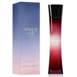 Giorgio Armani Code Satin for Women (Kvepalai Moterims) EDP 75ml