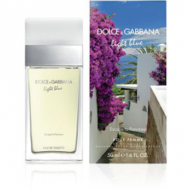 Dolce & Gabbana Light Blue Escape to Panarea for Women (Kvepalai moterims) EDT 100ml