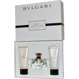 Bvlgari Mon Jasmin Noir for Women (Rinkinys moterims) EDP 75ml +100ml Body Lotion +100ml Shower Gel