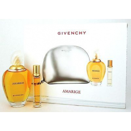 Givenchy Amarige for Women (Rinkinys moterims) EDT 100ml + 12.5ml EDT Travel Sprai+ Savon Farfume