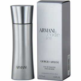 Giorgio Armani Code ice for Men (Kvepalai vyrams) EDT 75ml
